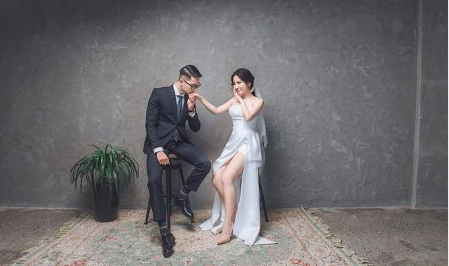 Studio chụp ảnh cưới đẹp Dano Bridal