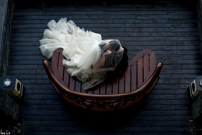 Studio chụp ảnh cưới đẹp Louis Wu Studio