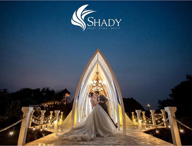 Studio chụp ảnh cưới đẹp Shady Bridal