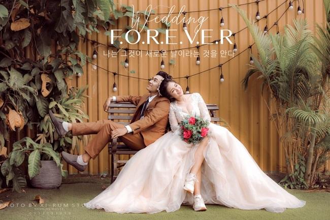 Studio chụp ảnh cưới đẹp XiRum Wedding