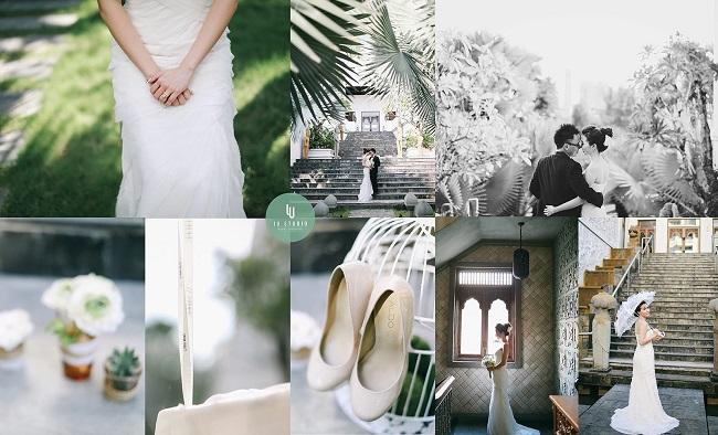 Studio chụp ảnh cưới đẹp IU Studio