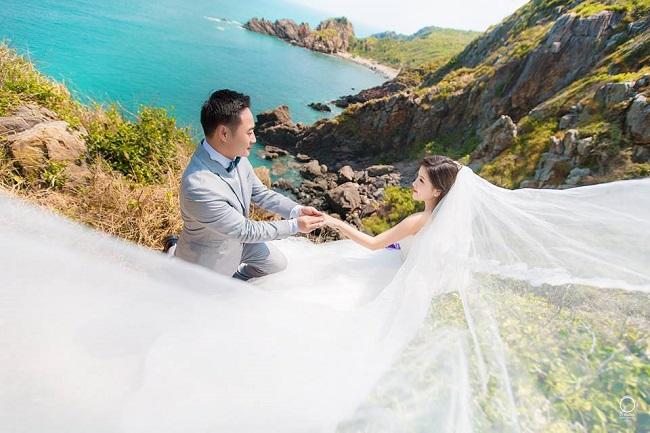 Studio chụp ảnh cưới đẹp Luciola Studio