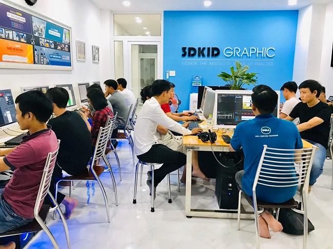 Trung tâm 3DKID Graphic