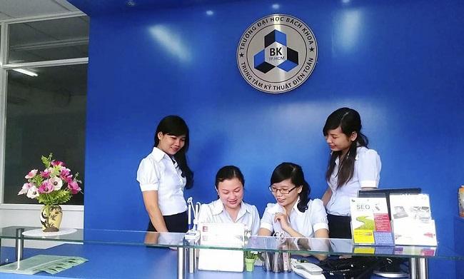 Trung tâm kỹ thuật điện toán kỹ thuật trường Đại học Bách Khoa