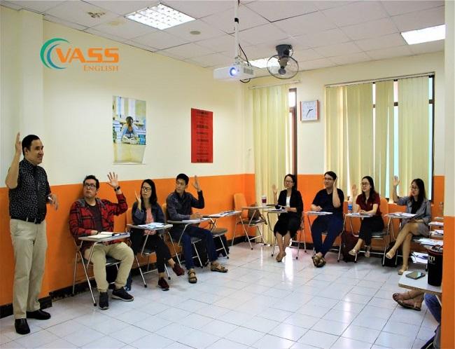 Trung tâm luyện TOEIC VASS