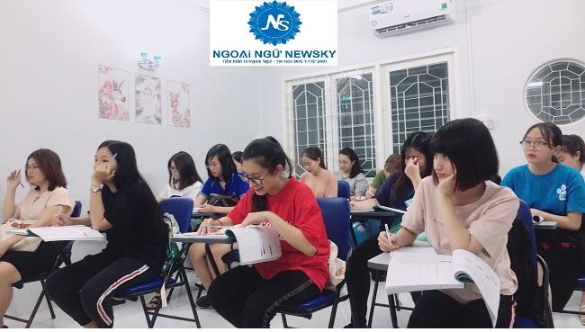 Trung tâm tiếng Trung NEWSKY