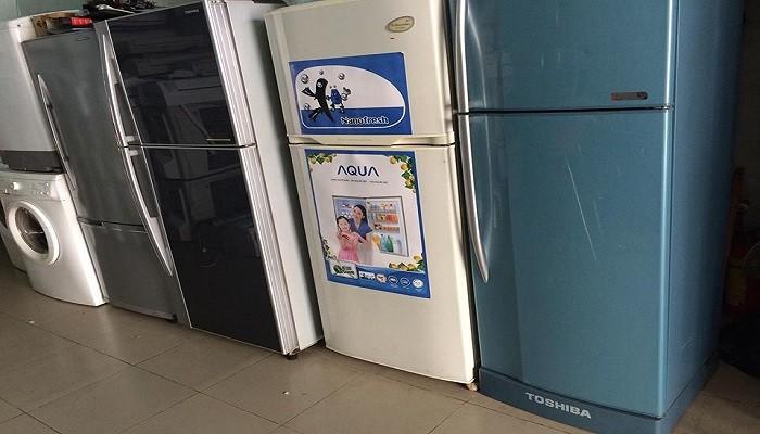 Tủ lạnh cũ Hoàng Gia Phát