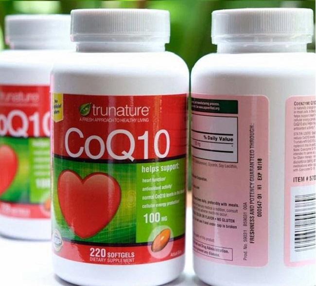 Thuốc chống đột quỵ của Mỹ - COQ10 100mg