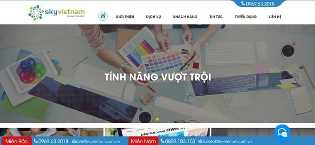 Công ty SEO Sky Việt Nam