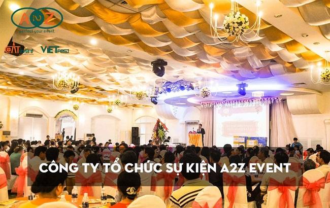 Công ty tổ chức sự kiện A2Z Event