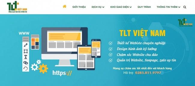 Dịch vụ thiết kế logo TLT