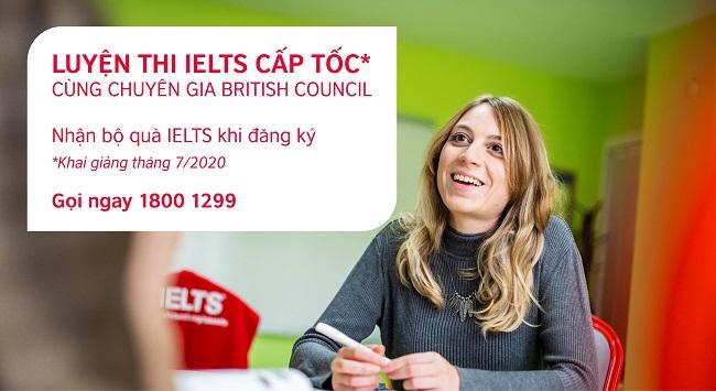 Khóa Học IELTS British Council