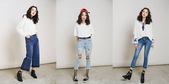Shop quần jean nữ TPHCM