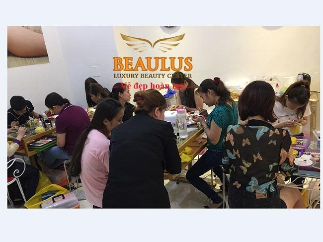 Trung tâm dạy học nối mi Beaulus