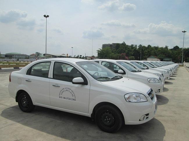 Trung tâm đào tạo lái xe đại học An Ninh Nhân Dân