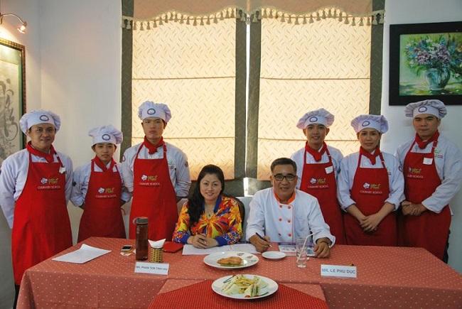 Trường đào tạo nghề bếp VCA