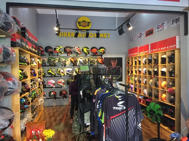 Bikersaigon shop