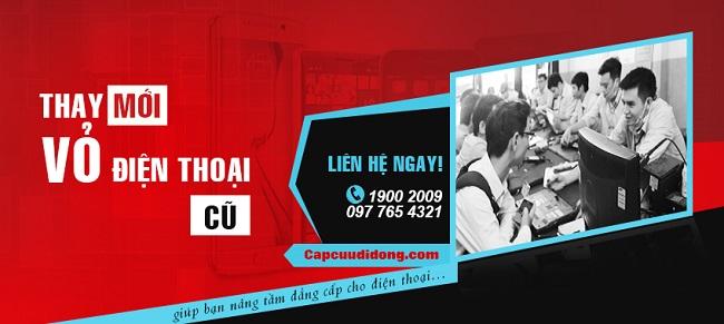 Trung tâm sữa chữa điện thoại Capcuudidong
