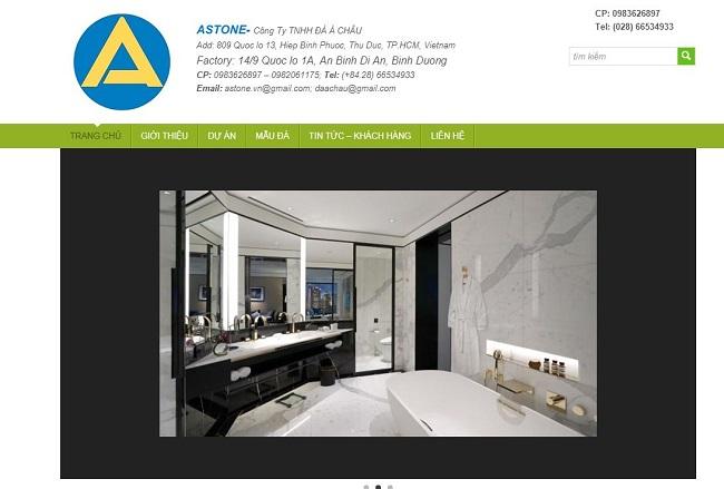 Công Ty TNHH Đá Á Châu - ASTONE