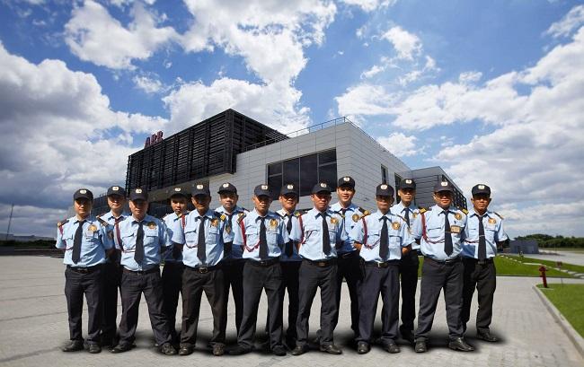 Công ty TNHH DV Bảo vệ An Ninh Toàn Cầu