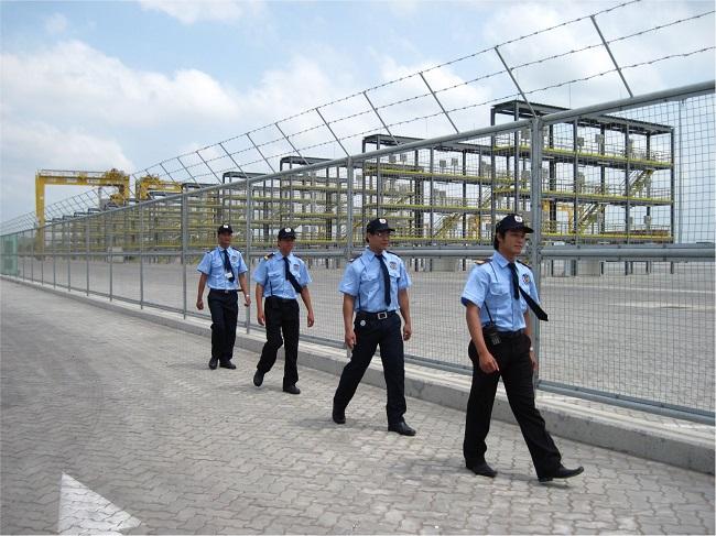 Công ty TNHH DV Bảo vệ An Phú Thăng Long