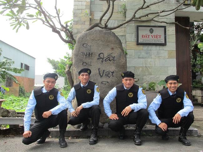 Công ty TNHH DV Bảo vệ Đất Việt