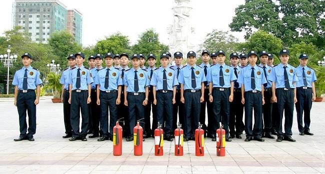 Công ty TNHH DV Bảo vệ Đông Đô