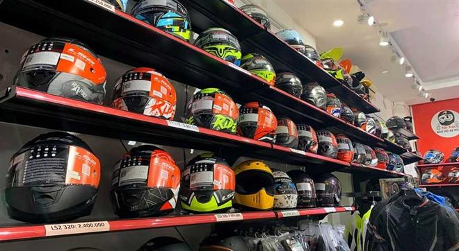 Cửa hàng Bảo hộ xe máy Tài Đạt