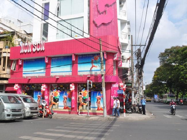 Hệ thống cửa hàng Nón Sơn