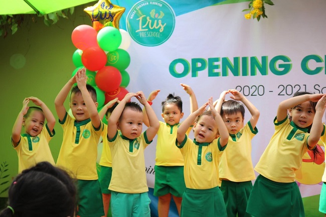 Iris International Preschool