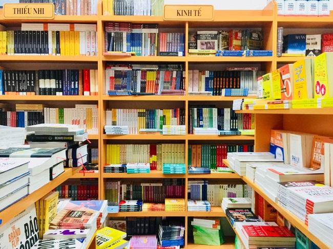 Nhà sách Phương Nam chi nhánh Gò Vấp