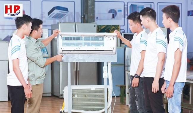 Trung tâm đào tạo kỹ thuật HP