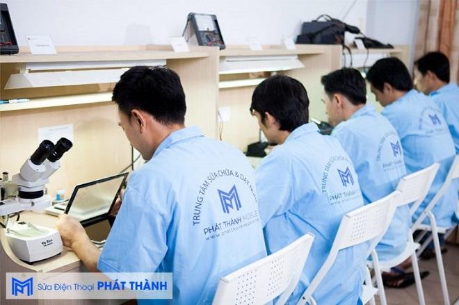 Trung tâm sửa chữa điện thoại Phát Thành