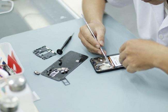 Trung tâm sửa chữa điện thoại Thành Chung