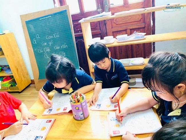 Trường mầm non – tiểu học quốc tế Việt Mỹ Úc