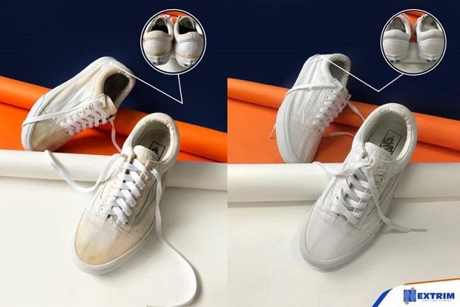 Vệ sinh giày Sneaker Spa Extrim