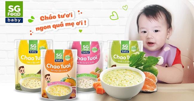 Cháo tươi Sài Gòn Food Baby