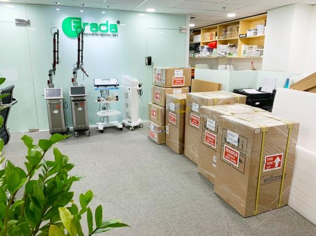 Công ty cổ phần Erada Việt Nam