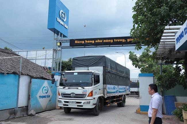 Công ty vận tải Trọng Tấn