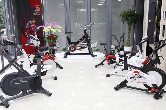 Cửa hàng bán dụng cụ thể dục thể thao