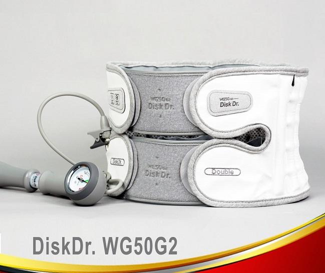 Đai lưng bảo vệ cột sống thắt lưng Disk Dr WG-50