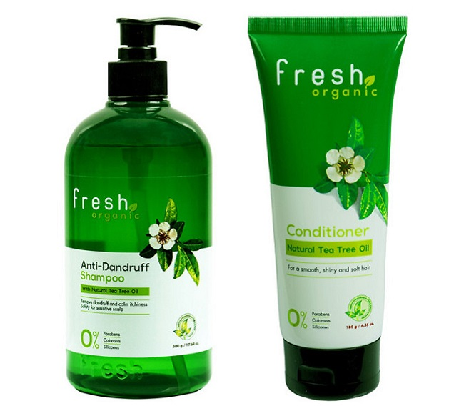 Dầu gội Fresh Organic