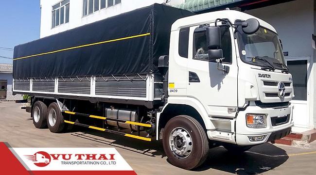 Dịch vụ vận tải Vũ Thái