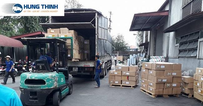 Dịch vụ vận chuyển Hưng Thịnh