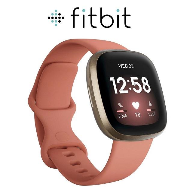 Đồng hồ thông minh chính hãng Fitbit Versa