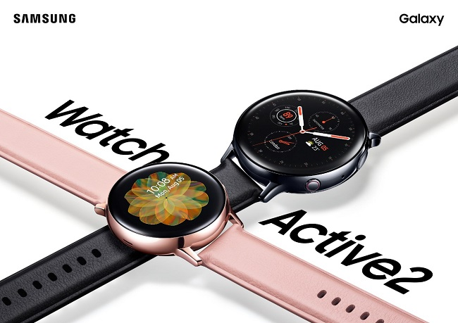 Đồng hồ tốt nhất hệ Android: Samsung Galaxy Watch Active 2