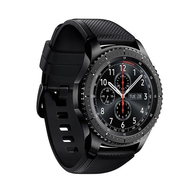 Đồng hồ thông minh Samsung Gear S3 Frontier