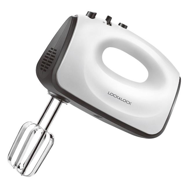 Máy đánh trứng Lock&Lock Hand Mixer EJM501BLK (300W)