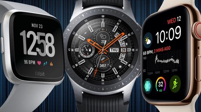 Nên mua smartwatch nào