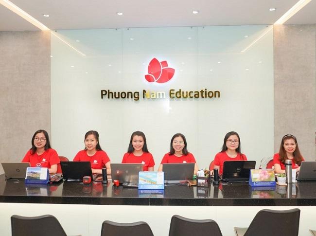Trung tâm tiếng Đức Phuong Nam Education